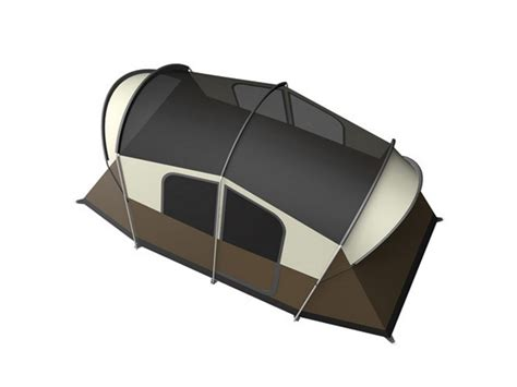Coleman 10 Person Cabin Tent by Coleman Weathermaster 10 Person Cabin Tent 204 X 108 Mpn 2000028058