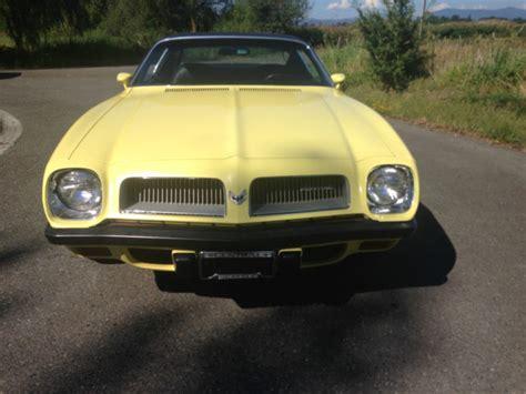 1974 pontiac firebird esprit for sale 1974 pontiac firebird esprit for sale in arlington