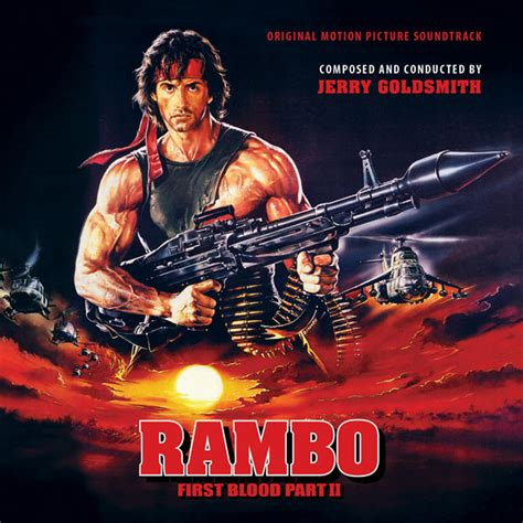 rambo blood part2 jerry goldsmith s complete rambo blood part ii
