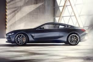 Conceptmodern Bmw S Newly Revealed Concept 8 Series Is A Modern Day Coupe
