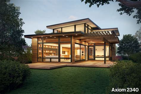 dwell home plans prefab house series by dwell partners and turkel design