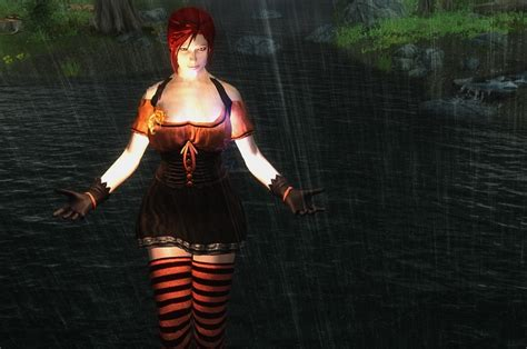 skyrim tutorials how to find and use cbbe bodyslide for bewitching clothes cbbe hdt bodyslide conversion at skyrim