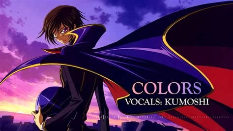 flow colors lyrics kumoshi colors flow 歌ってみた