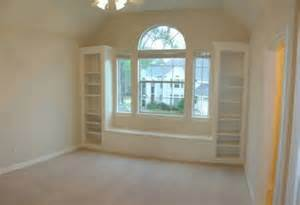 Built In Bookshelves With Window Seat Built In Bookshelves Around Window Seat This