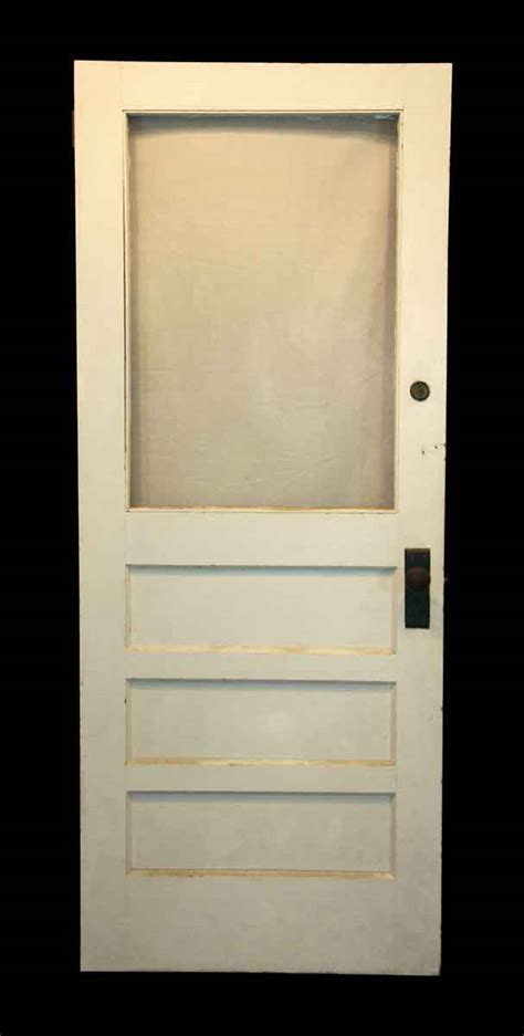 Half Light Door by Entry Door With Half Glass Lite Olde Things