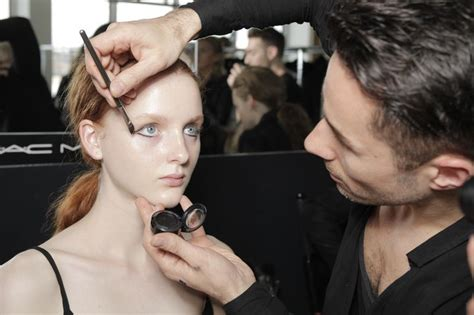 Mac Backstage Part Iii by Backstage Beautiful Fashion Week Pros Reveal All