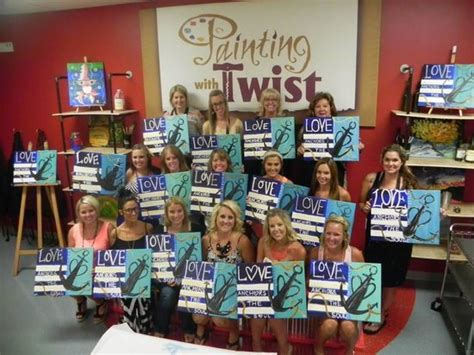 paint with a twist longview tx my 10 year attended a friend s birthday