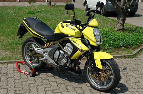 Motorrad Fahrschule Ausr Stung by Aufstieg