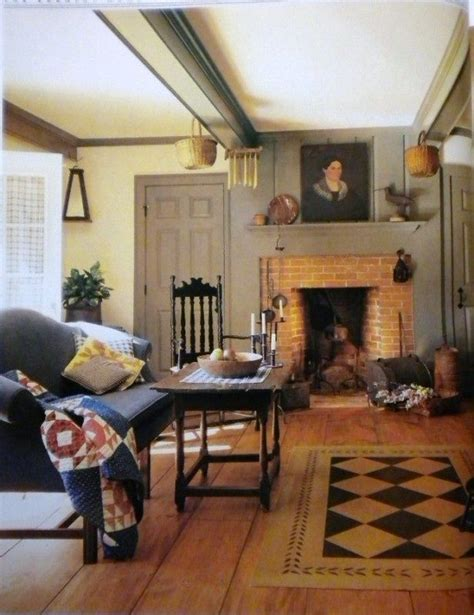primitive colonial home decor 1589 best images about colonial main living rooms and