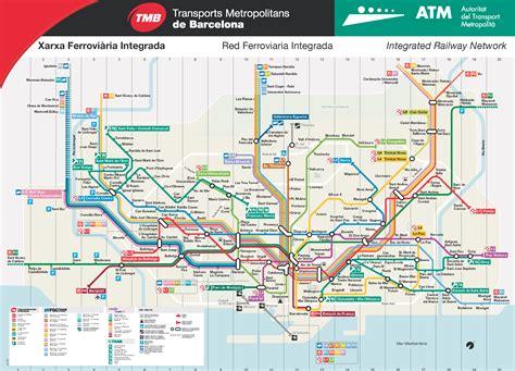 barcelona metro map barcelona metro map barcelona spain mappery