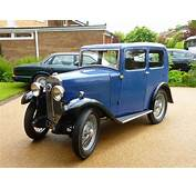 1932 Triumph Super 7 Pillarless Saloon SOLD  Car And Classic
