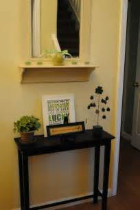 Entryway Table With Mirror 19 Entryway Furniture To Use In Your Home Keribrownhomes