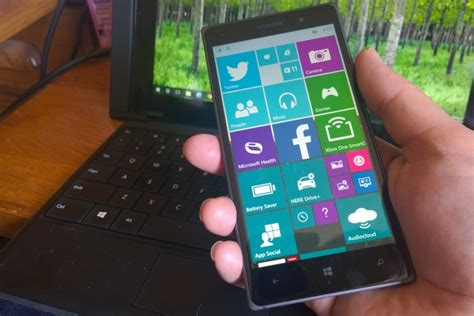 new windows phone coming out in 2015 next technology update next build of windows 10 for phones coming tuesday