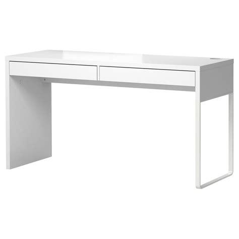 ikea desk size micke
