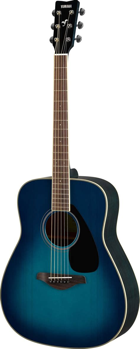 Harga Gitar Yamaha Fg 820 gitary akustyczne yamaha fg 820 sunset blue yamaha