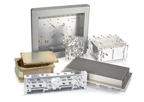 cnc machining  electronic housings filter bodies