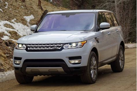 land rover suv 2016 2016 land rover range rover sport hse td6 fuel economy
