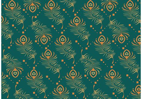 peacock pattern vector teal peacock pattern vector download free vector art