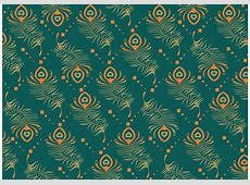 Teal Peacock Pattern Vector - Download Free Vector Art ... Tribal Print Pattern Black And White