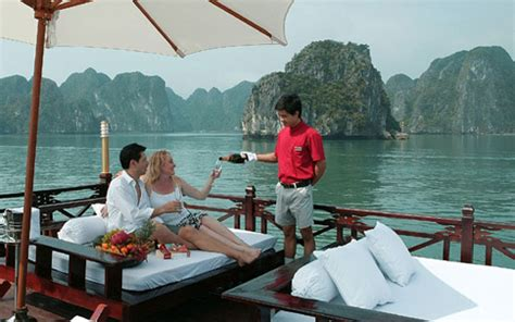 princess cruises halong bay princes junk private junks vietnam halong bay cruises