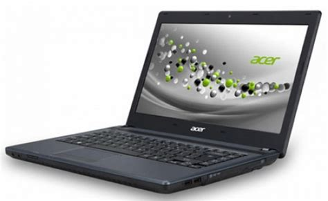 Laptop Acer Aspire 4349 image of acer aspire 4349 notebookspec