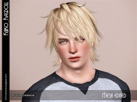 Dreadlocks Hairstyle 004 By Kijiko by 21 Best Sims 3 Images On Chang E 3 Sims 3 And