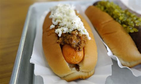 house of weenies hot dogs olde edgefield dog house roadfood