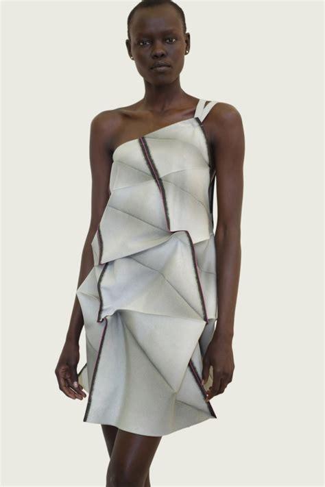 Issey Miyake Origami - issey miyake fashion passionately