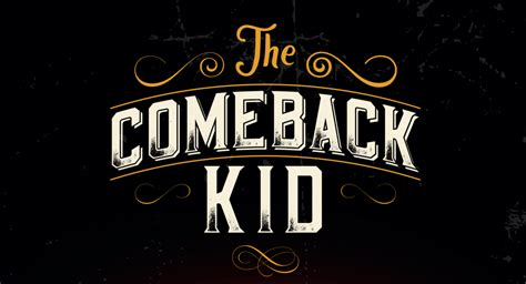 A Comeback by Whiskey The Comeback Kid Whiskey Club