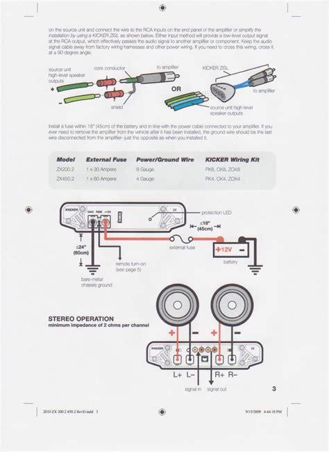 wiring diagram for a 4 ohm 15 quot l7 kicker elsavadorla
