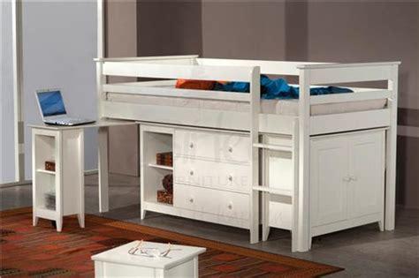 Midi Sleeper by Cotswold Cabin Bed Sleep Station Mid Midi Sleeper