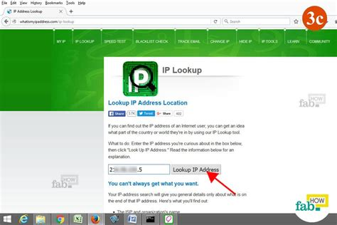 Ip Address Lookup For Website How To Trace An Ip Address Like A Hacker Fab How