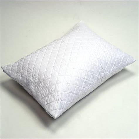 Pillow Protectors Cotton by Cotton Quilted Pillow Protectors