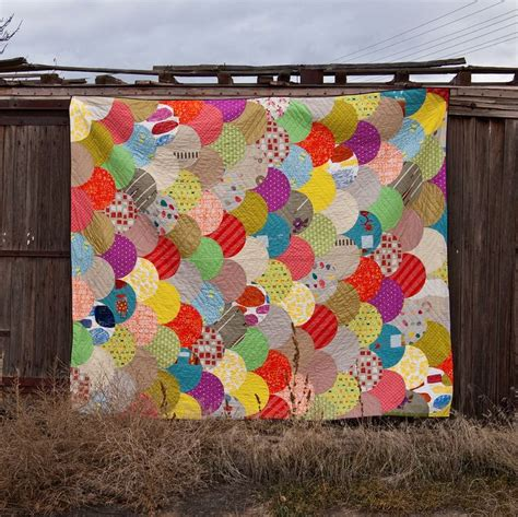 Fancy Tiger Crafts S Hexagon Quilt - 54 best images about quilts glam clam on