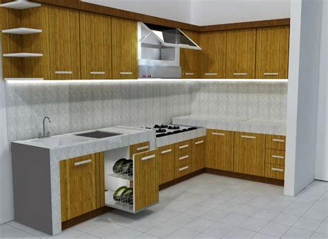 kitchen set minimalis kumpulan gambar desain terbaru