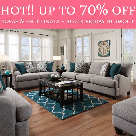 hot black friday blowout sale     sofas sectionals deal hunting babe
