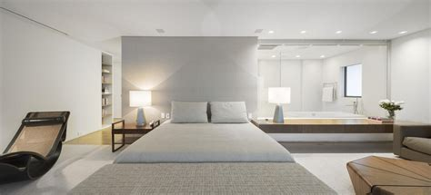 Homes With 2 Master Suites apartamento gn studio arthur casas archdaily brasil
