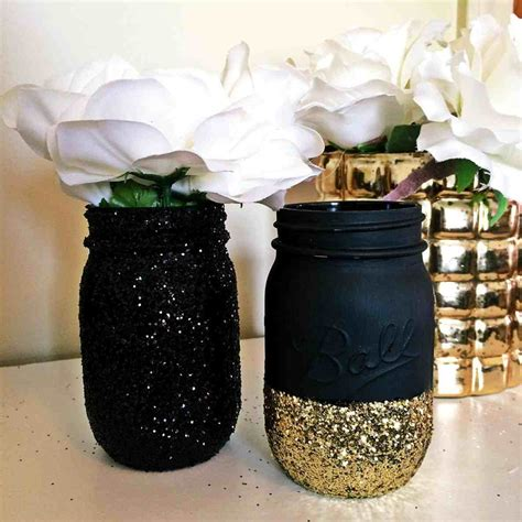 centerpiece ideas using jars gold jar wedding centerpieces siudy net
