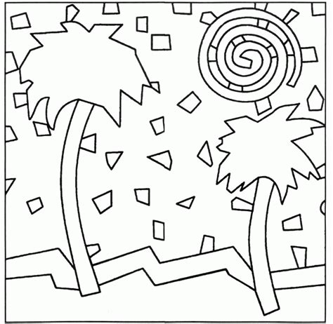 mosaic coloring pages free printable mosaic coloring pages printable az coloring pages