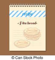 libro bread for all the ilustraci 243 n vectorial de pan de pita csp10108677 buscar clip art dibujos y gr 225 ficos eps