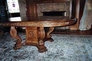 Antique Dining Room Tables For Sale by Incredible Oak Dining Room Set For Sale Antiques Com