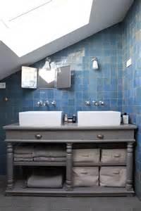 salle de bain sous combles 5 exemples am 233 nag 233 s