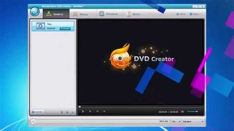 how to create a dvd menu easily youtube