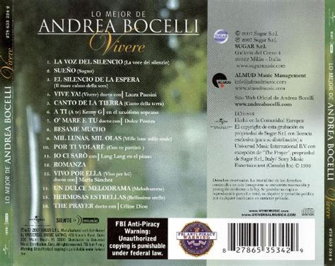the best of andrea bocelli the best of andrea bocelli vivere andrea bocelli