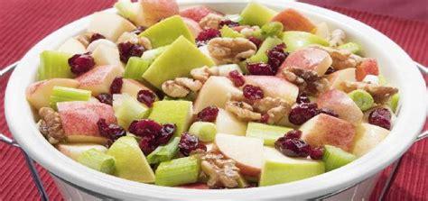 Link Vintage Apple Celery And Nut Salad by Apple Celery And Walnut Salad Recipe How To Make Apple
