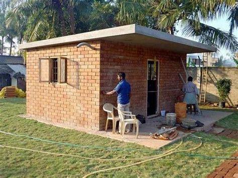 Haus Bauen Billig by Worldhaus Idealab Invents Cheap House