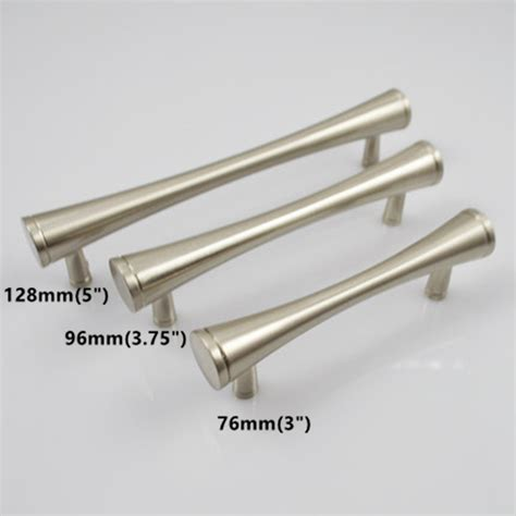 brushed silver cabinet hardware popular nickel knob buy cheap nickel knob lots from china