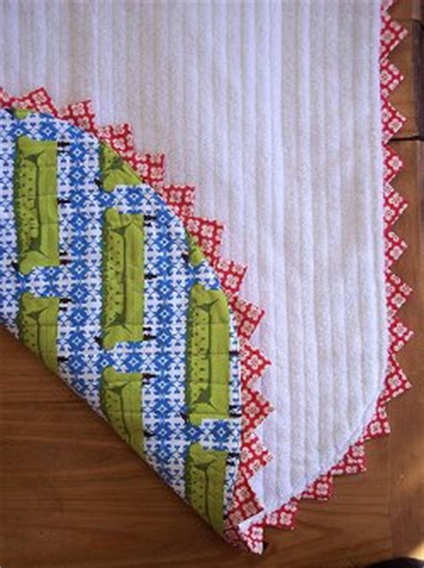 Edging For Quilts by Quilt Binding Tutorial Stitch N Purl