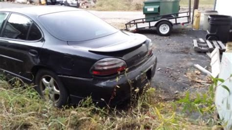 find used 1998 pontiac grand prix gtp for parts in