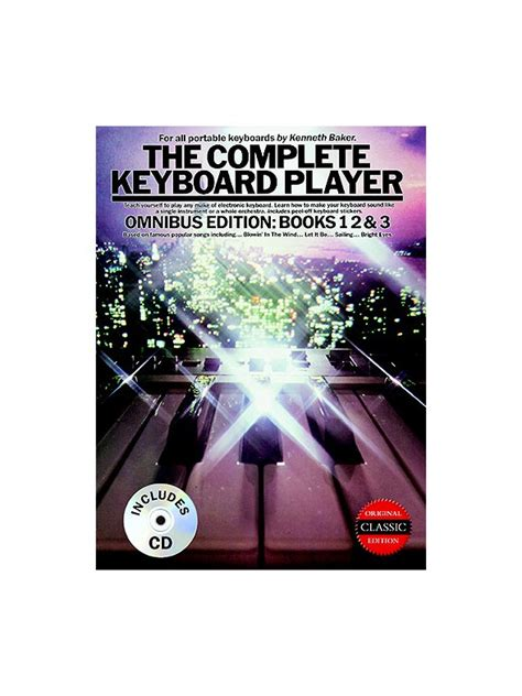 the complete predator omnibus books the complete keyboard player omnibus edition 1994 edition